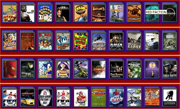 Todos los juegos n-gage en descarga directa