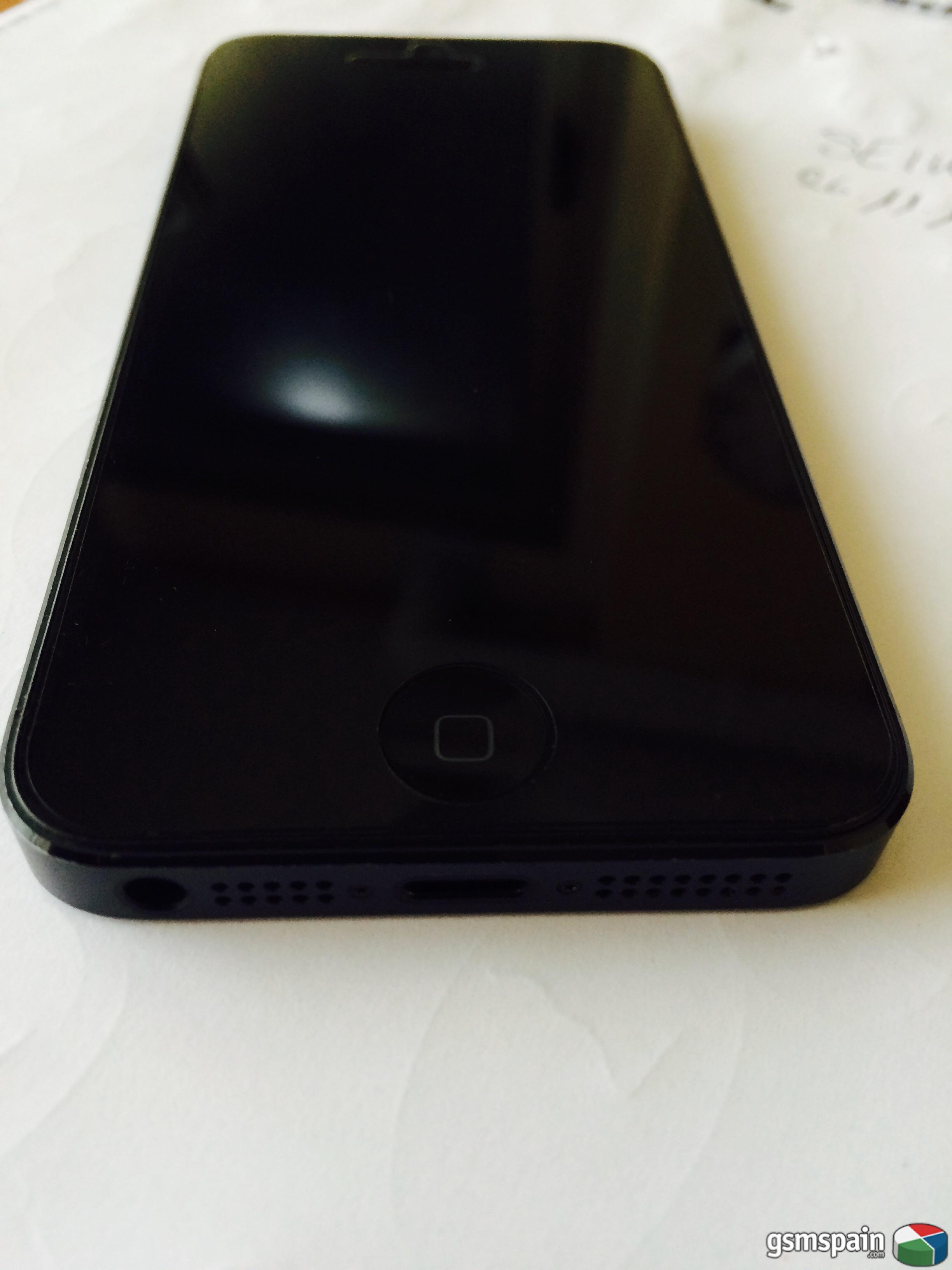 [VENDO] iphone 5 de 64gb en negro