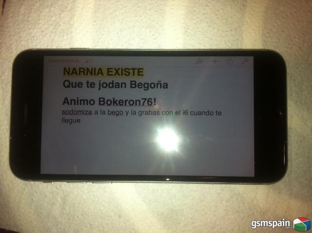 Seguimiento iphone 6 64gb amagos