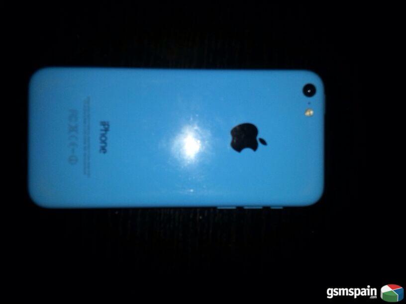 [VENDO] Iphone 5C Azul 280€