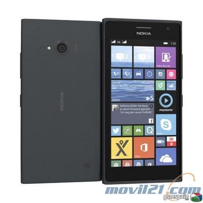 Nokia Lumia 730 Dual SIM - www.movil21.com