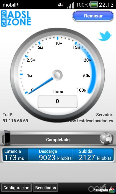Mobil R tiene los datos capados por Vodafone