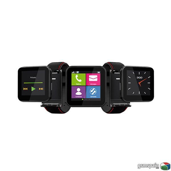 IBERACCES: Smartwatch 3GO Intelligent 365 ¡Solo 60,90€!