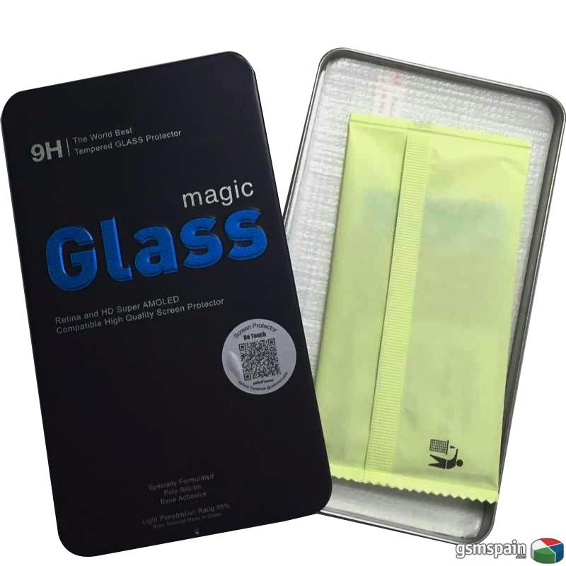 Cristal Templado 9H para Ulefone Be Touch
