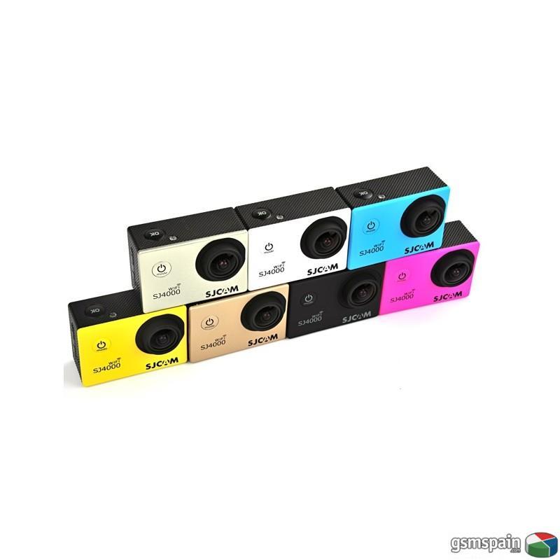 Camara deportiva SJ4000 Wifi 105,90€
