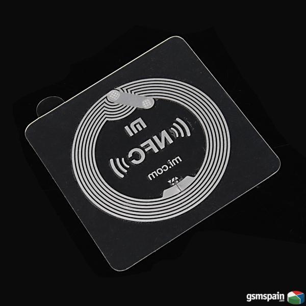 Xiaomi NFC Pack 4 Etiquetas Originales Xiaomi