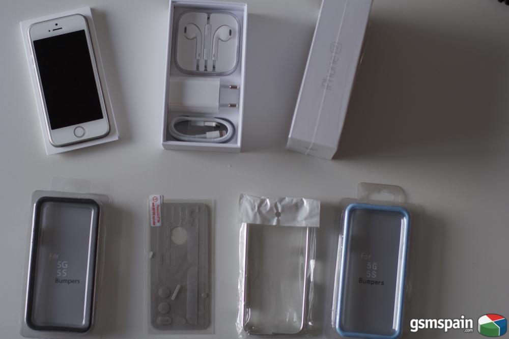 [VENDO] iPhone SE Special Edition 64GB Silver (Impecable+Factura+Extras)