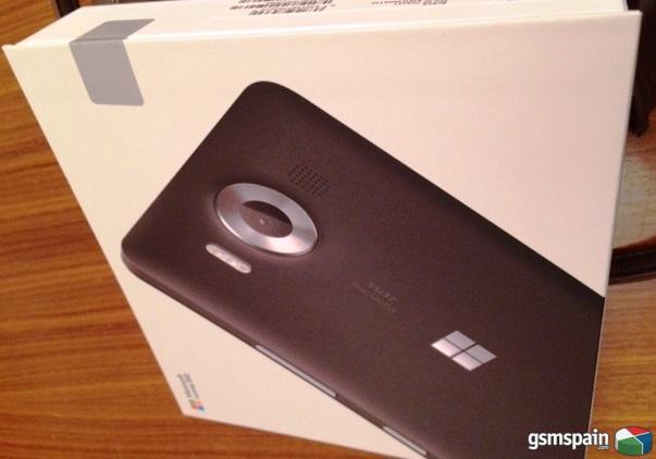 [VENDO] Microsoft LUMIA 950 Precintado