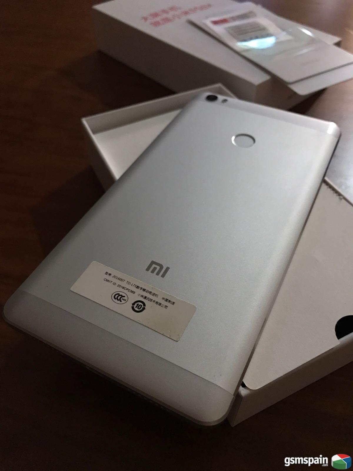 [VENDO] Xiaomi Mi Max 64gb solo 150€