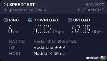 [CLUB] Afectados Vodafone Fibra indirecta - saturación (bajada de la velocidad)