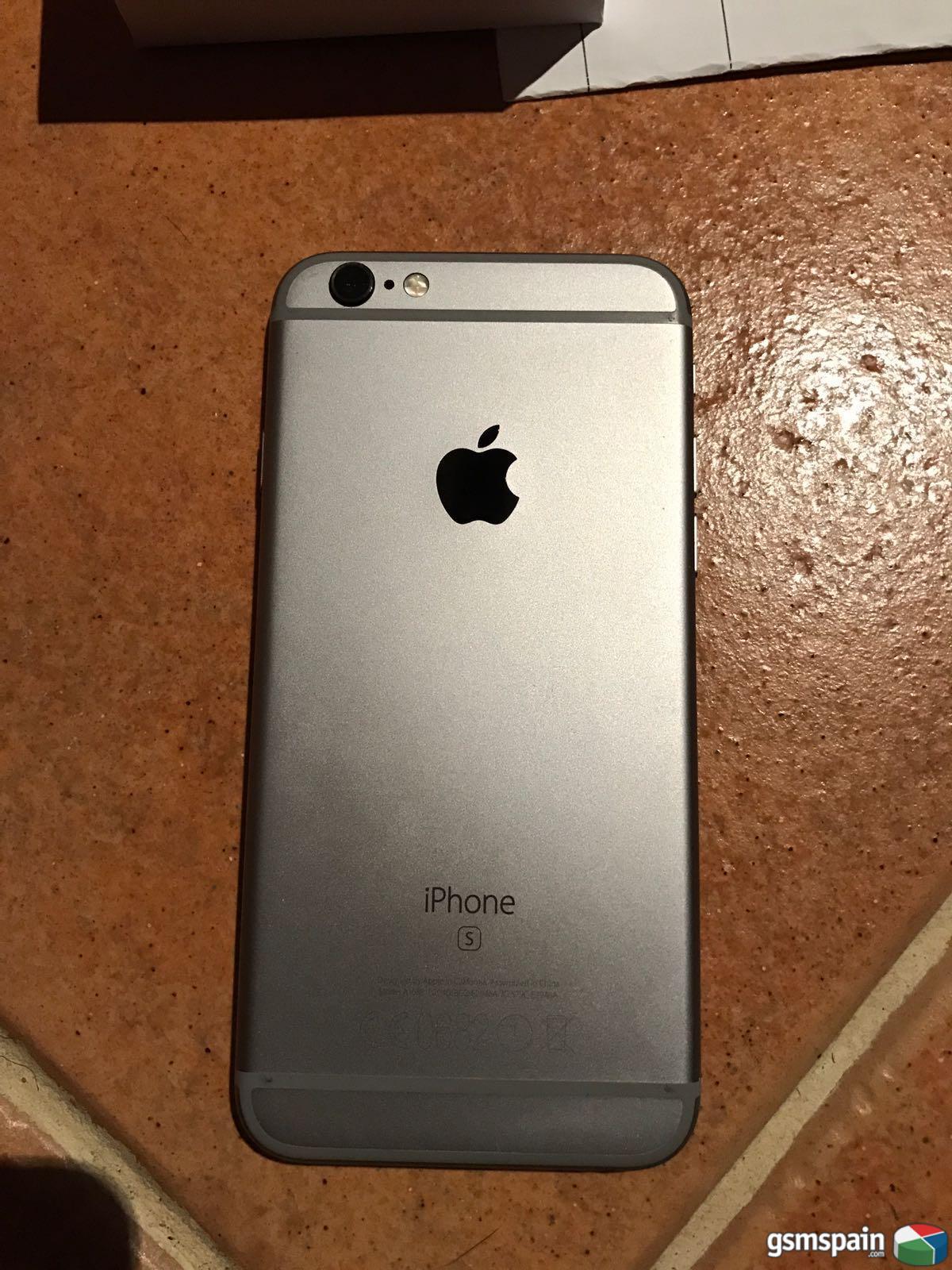 [VENDO] +++ Iphone 6s 16gb Gris Espacial +++++