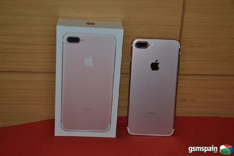 6e292f5c9fc ... Rosa Iphone 7 Plus: [VENDO] IPhone 7 Plus Oro Rosa