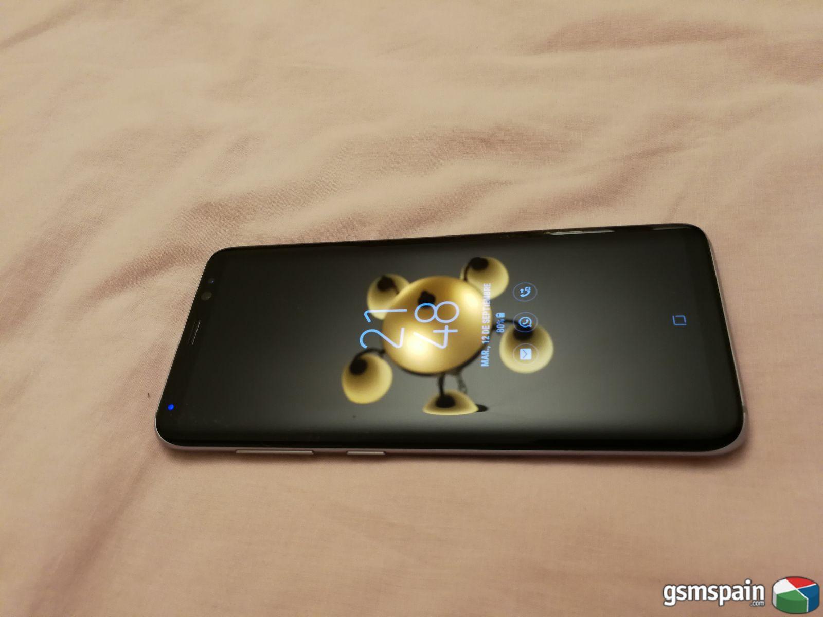 [VENDO] Samsung S8 Orchid Gray 64gb Dual SIM 480€ g.i.