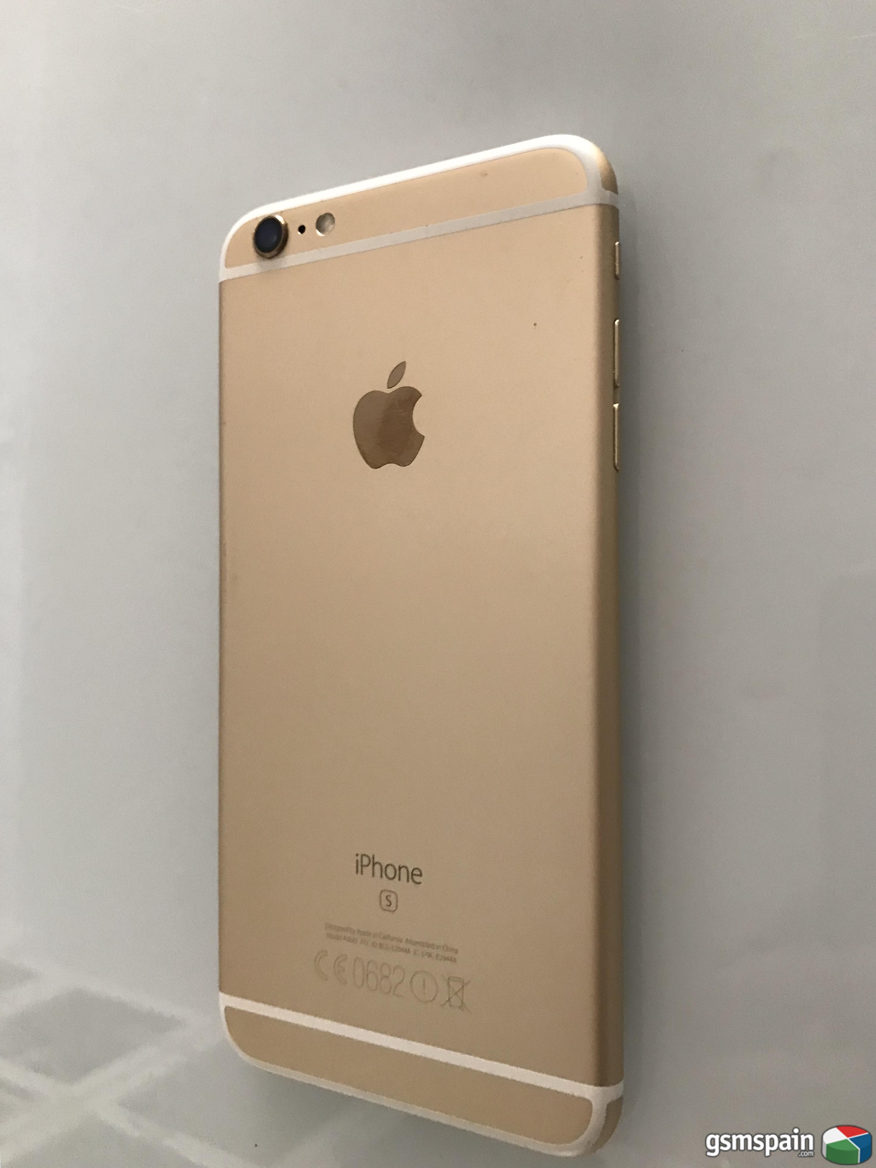 [vendo] Iphone 6s Plus 128 Gb Dorado