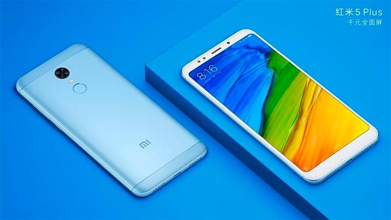 Los nuevos y económicos Xiaomi Redmi 5 disfrutan de pantalla 18:9
