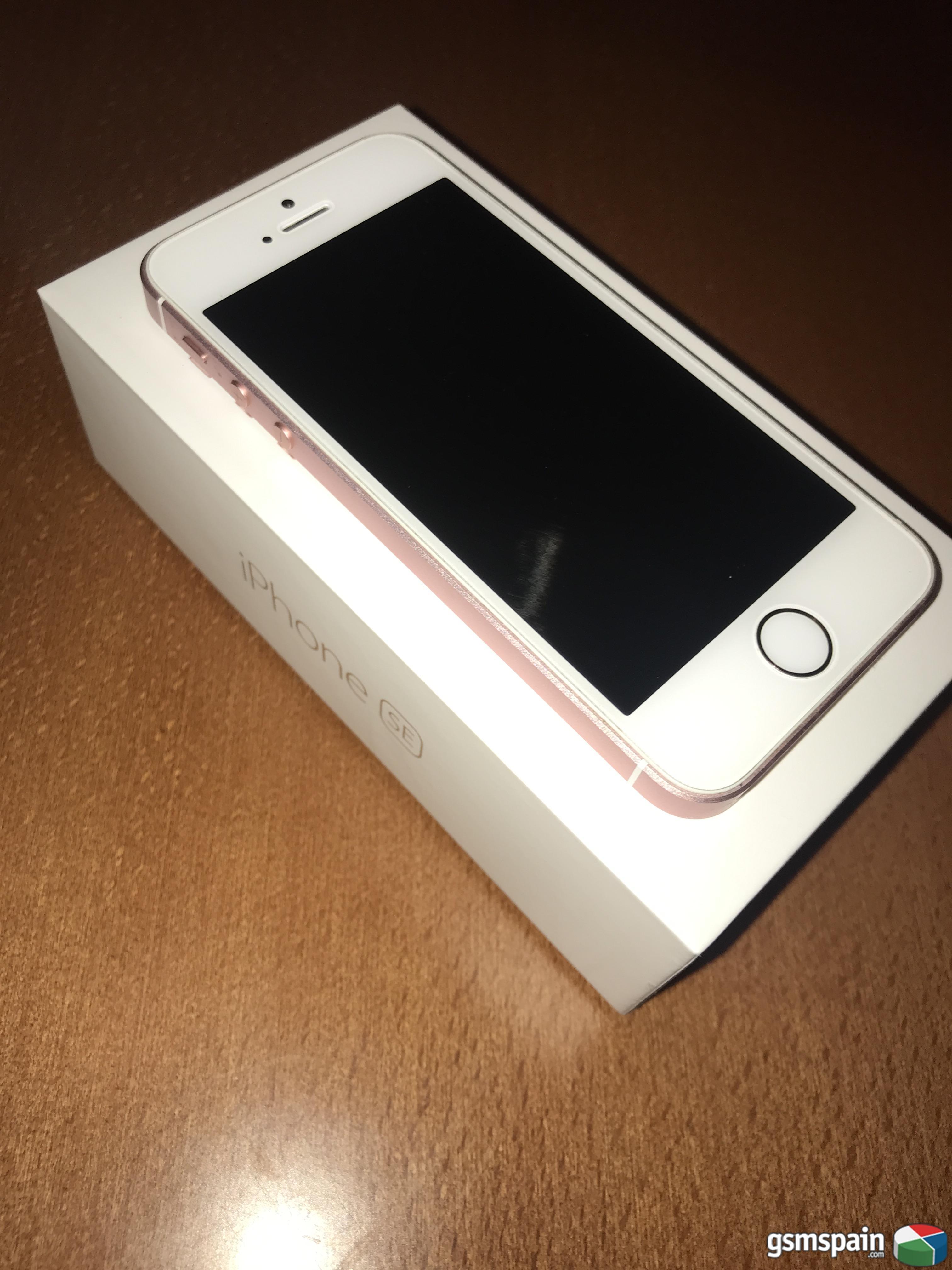 [VENDO] Apple iPhone SE 16 GB Oro Rosa