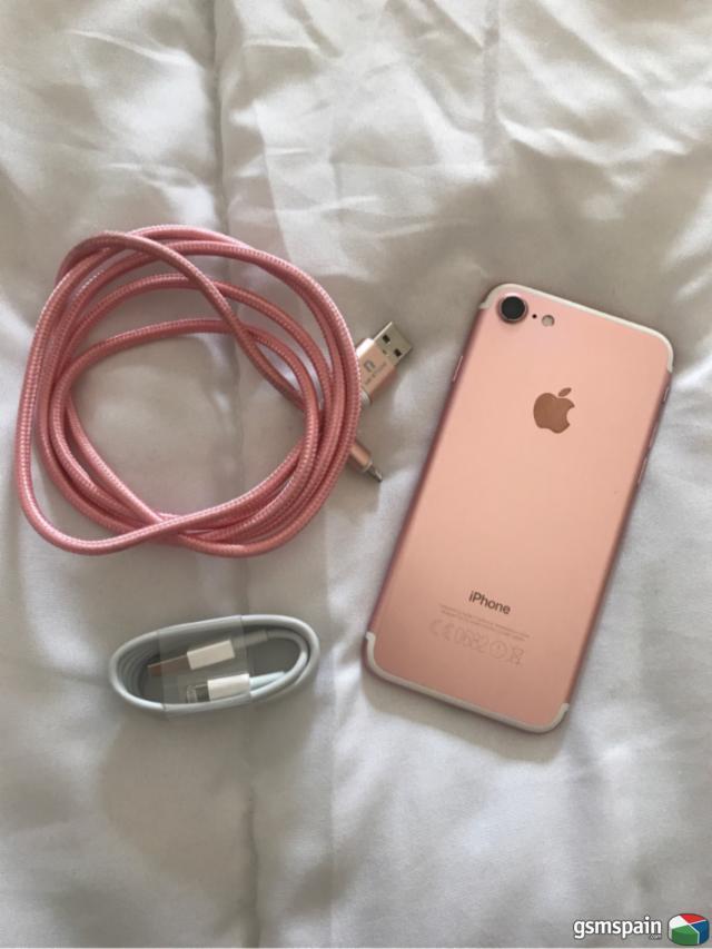 [VENDO] iPhone 7 32Gb ROSA Libre