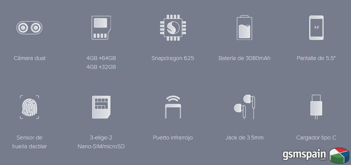 [VENDO] ##### Mi A1 64GB a 187Euro! Garantía oficial 24 meses! Almacén España ####