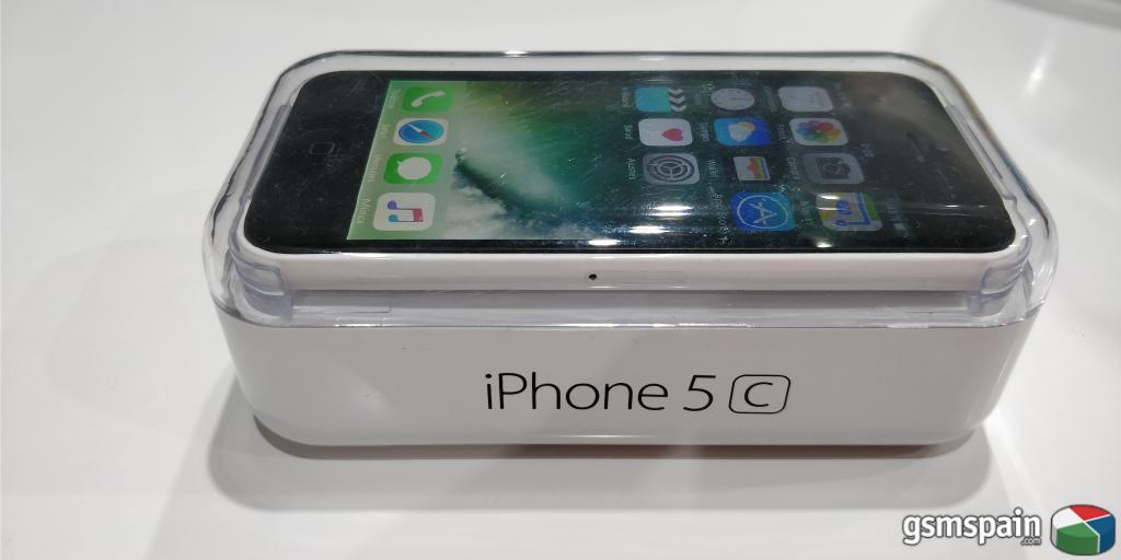 [VENDO] iPhone 5C