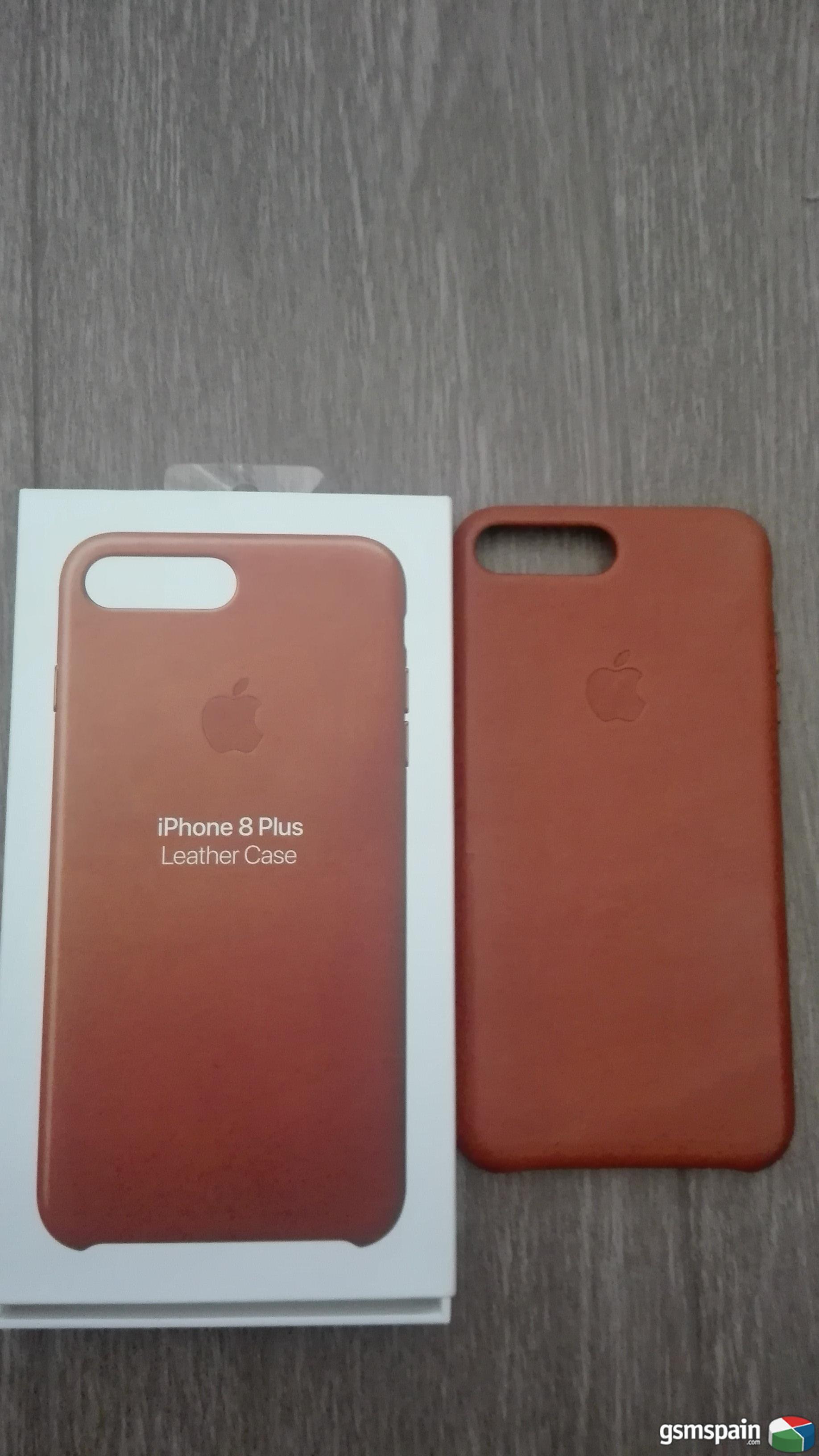 [VENDO] Funda Original Leather Case Iphone 8 Plus
