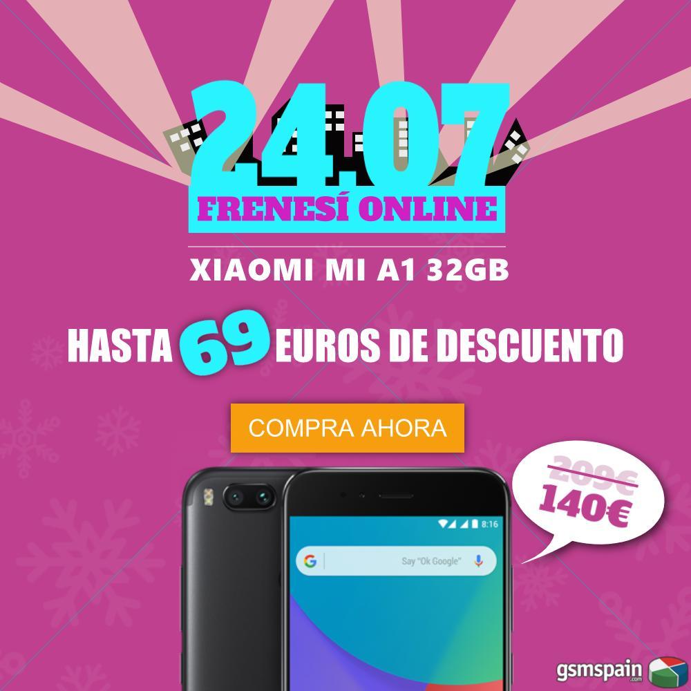 [VENDO] OFERTA FLASH DE UN DÍA! 24/7/2018! Mi A1 32GB por € 140 !!!! Descuento de € 69!!!