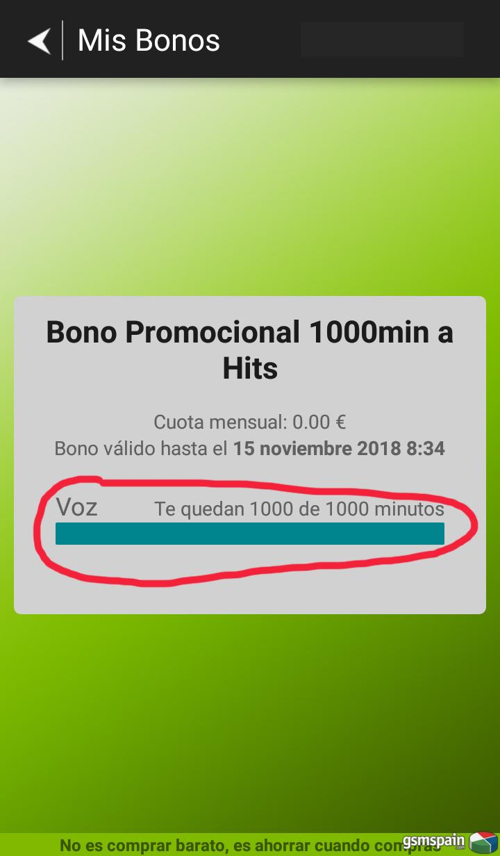 [CONSEJO] Ahora 1000mn al mes entre clientes