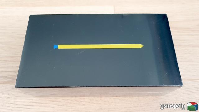 [CAMBIO] Vendo Samsung Note 9 512GB Ocean Blue