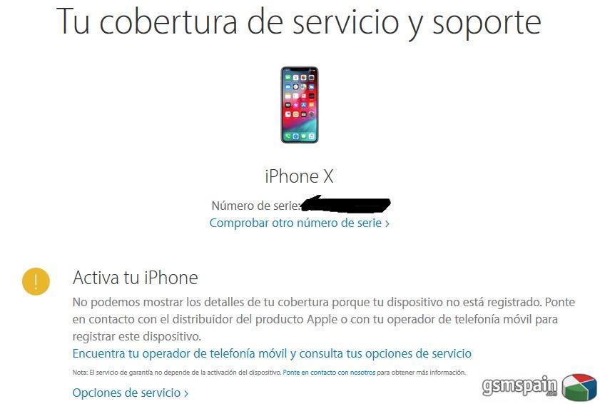 [VENDO] iPhone X 64GB Space Gray SIN DESPRECINTAR