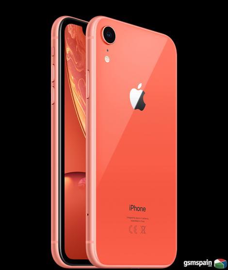 [VENDO] Iphone XR Coral