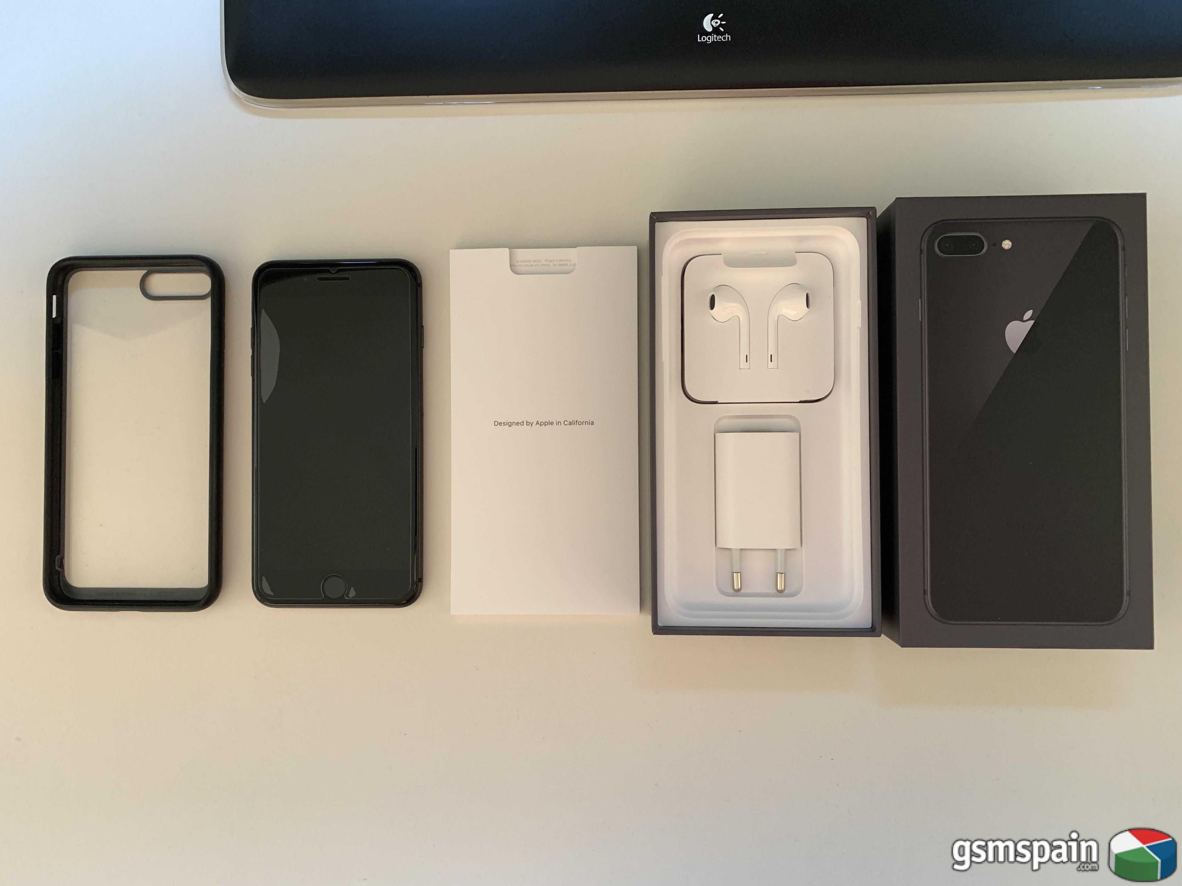 [VENDO] Iphone 8 Plus 256Gb - Impecable -