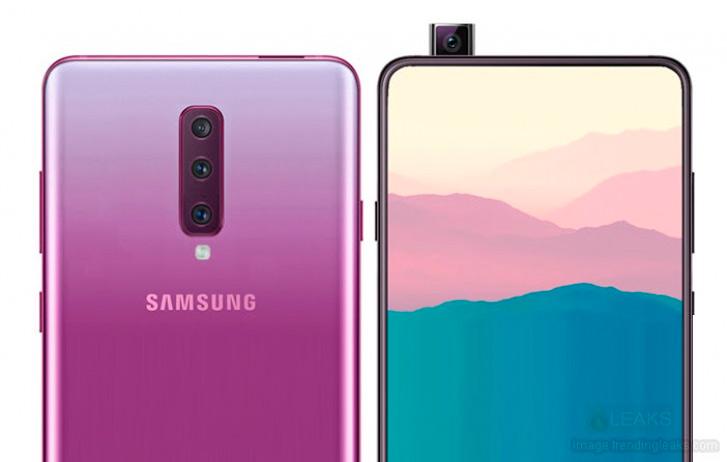 """El nuevo Samsung A90 tendrá una pantalla sin """"notch"""" y sin taladros"""
