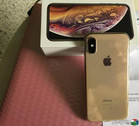 [VENDO] iPhone XS 64 gb oro