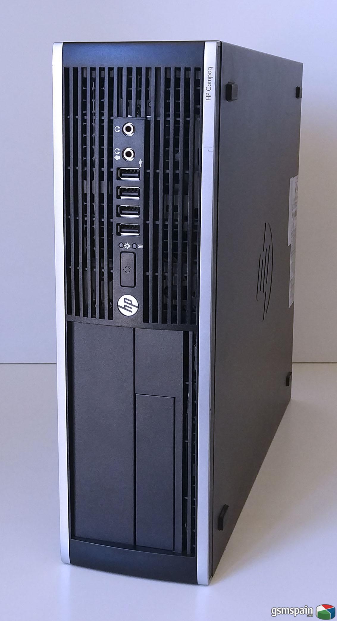 [VENDO] Ordenador (cpu) HP Compaq Elite 8300 SFF