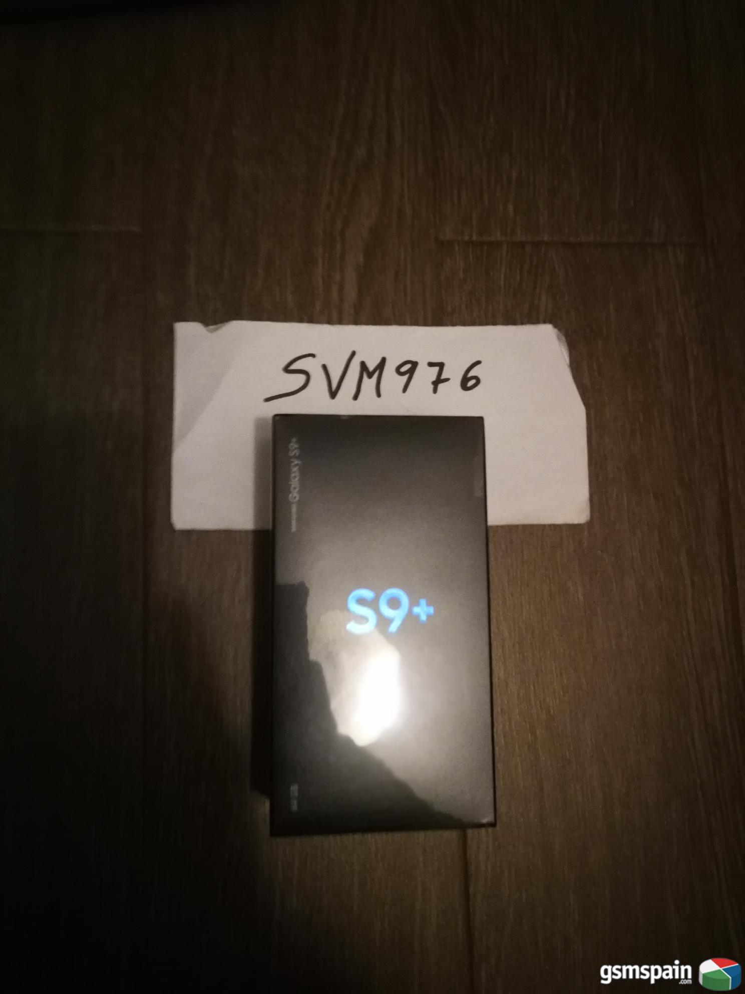 [VENDO] Samsung S9 Plus
