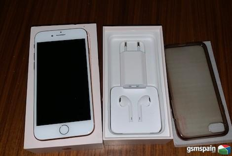[VENDO] Iphone 8 64Gb. Dorado