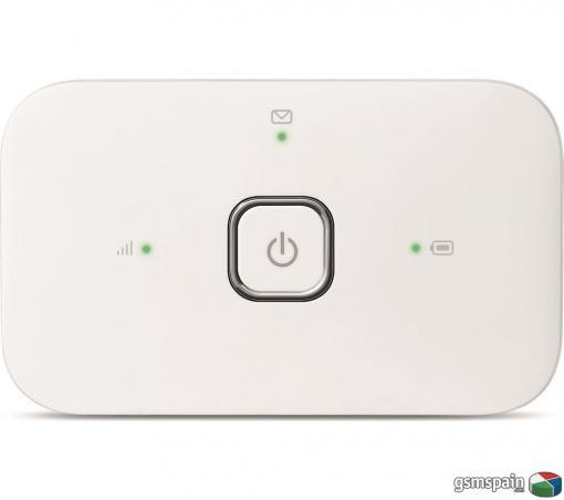 Compartir datos del teléfono con router 4G