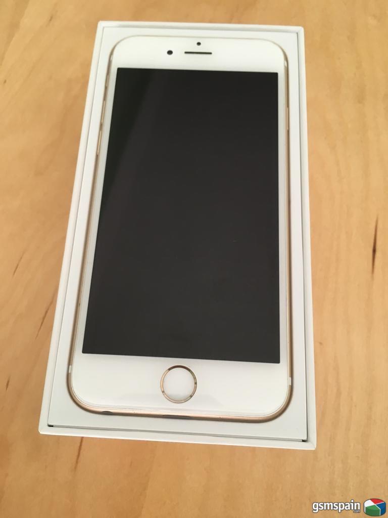 [VENDO] iPhone 6 16Gb Gold