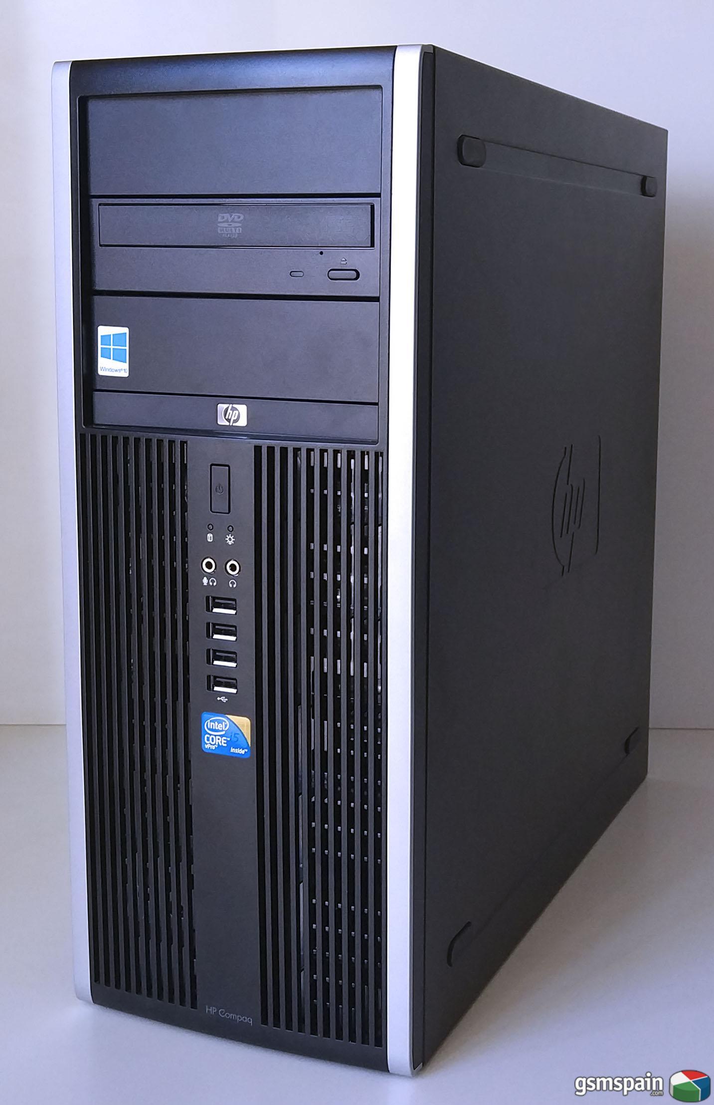 [VENDO] Nuevo, HP Compaq 8100 Elite i5 3,20GHz