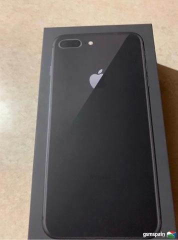 [VENDO] iPhone 8 plus