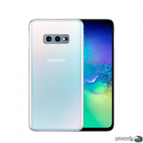 [VENDO] Samsung Galaxy S10e 128gb Blanquito!!