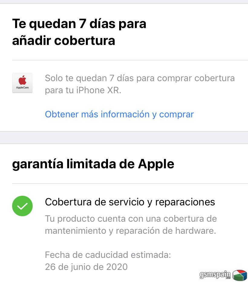 [VENDO] iPhone XR 64GB space grey