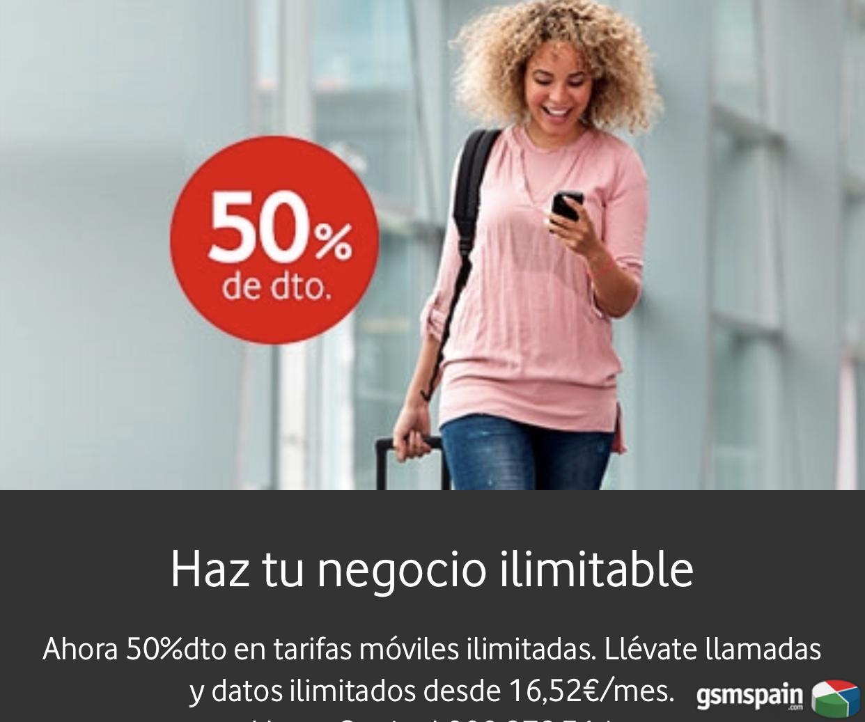 [HILO OFICIAL] Ofertas Vodafone Empresas/ autónomos