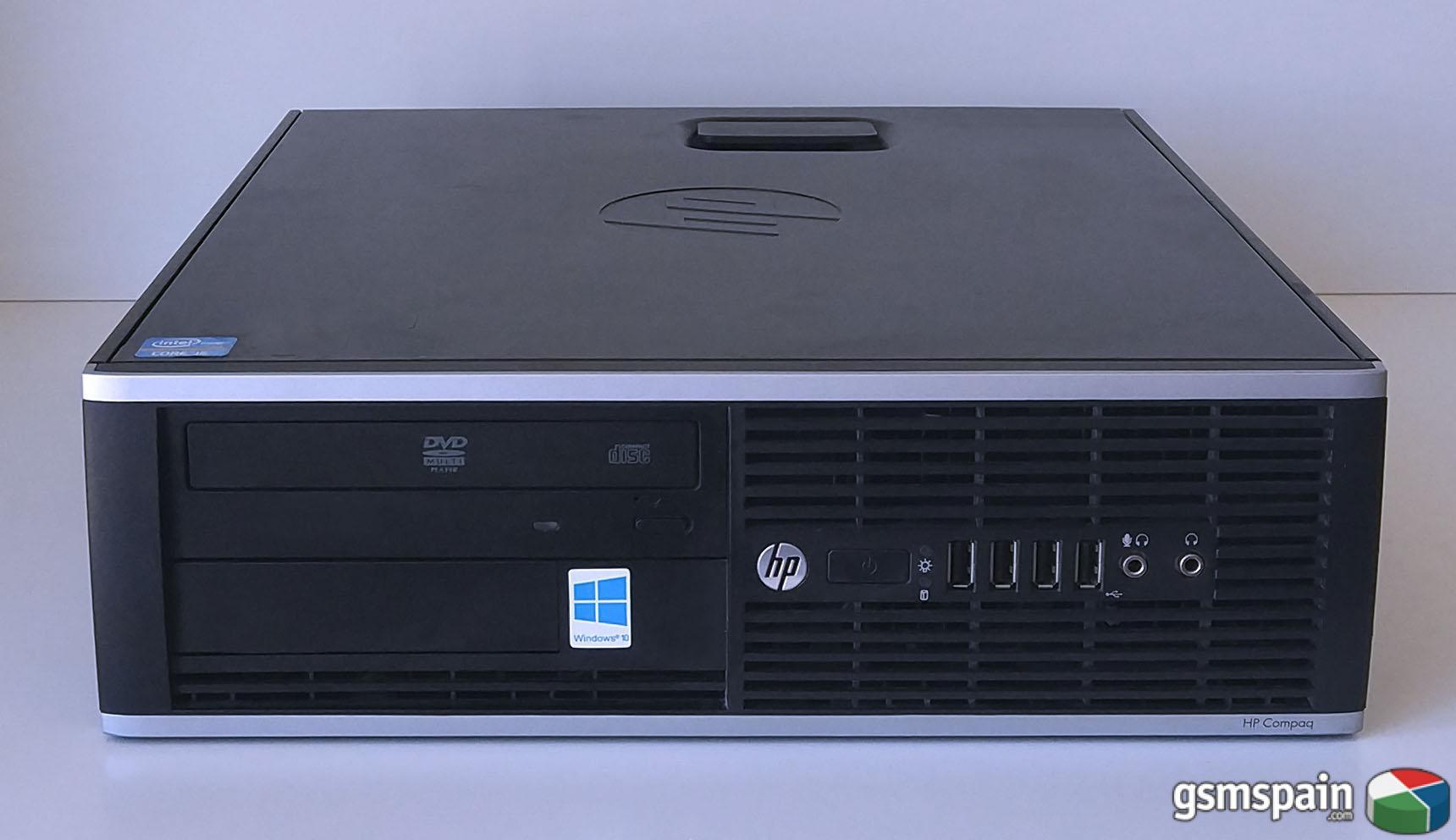 [VENDO] Ordenador (cpu) HP Compaq 6200 Pro i3