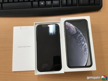 [VENDO] iPhone XR 64GB NEGRO SIN USO