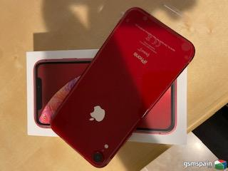 [VENDO] iPhone XR 128gb Red nuevo