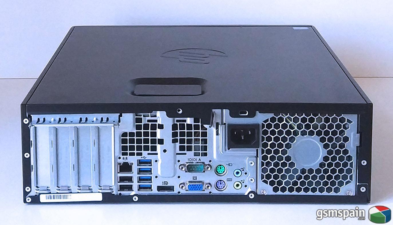 [VENDO] Ordenador HP Compaq Elite 8300 i5 HDMI