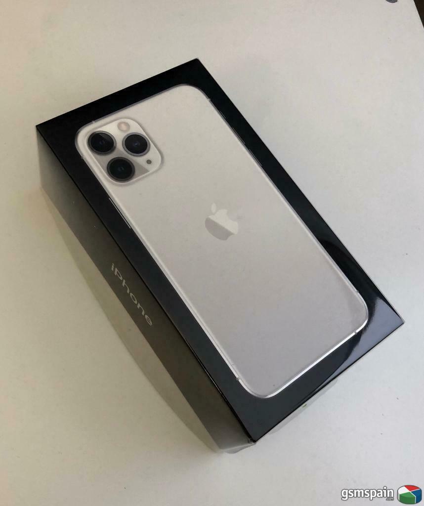 [VENDO] iPhone 11 PRO 64GB Silver Precintado- 915€