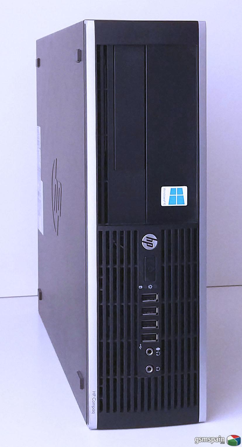 [VENDO] Ordenador HP Compaq 8200 Elite - Wifi - Hdmi