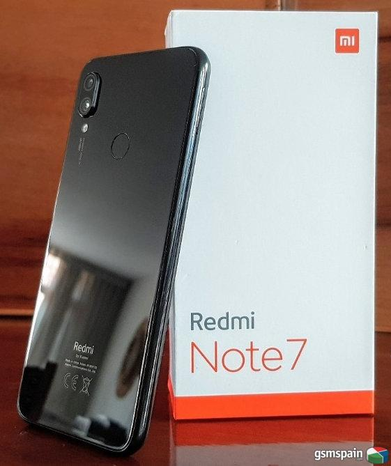 [VENDO] Redmi Note 7 como nuevo 145€