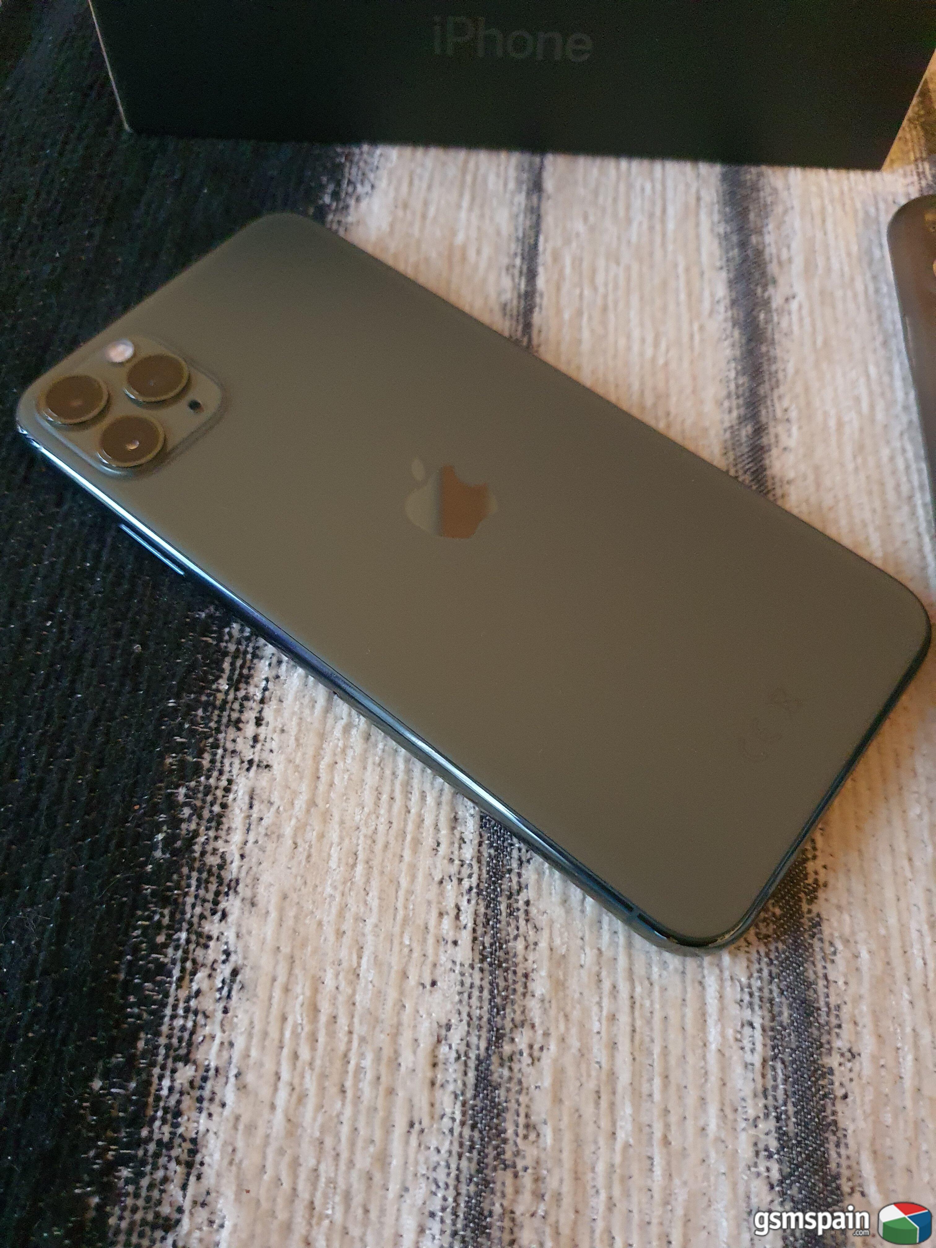 [VENDO] Vendo Iphone 11 pro Max 256gb Green + Funda piel original